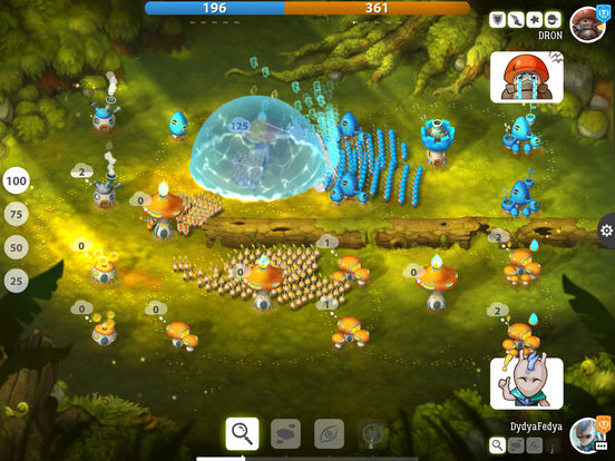 Mushroom Wars 2 - RTS meets TD screenshot 10