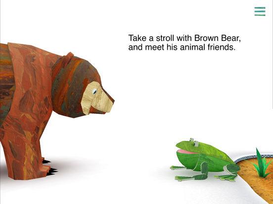 Eric Carle's Brown Bear Animal Parade screenshot 7