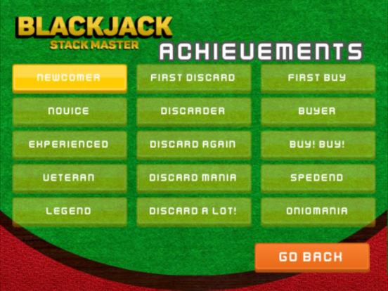 Blackjack - Stack Master screenshot 10