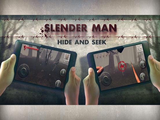 Slender Man Hide & Seek Multiplayer Free screenshot 6