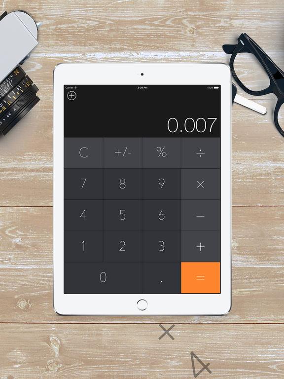 Calculator Air - Math Calc screenshot 8