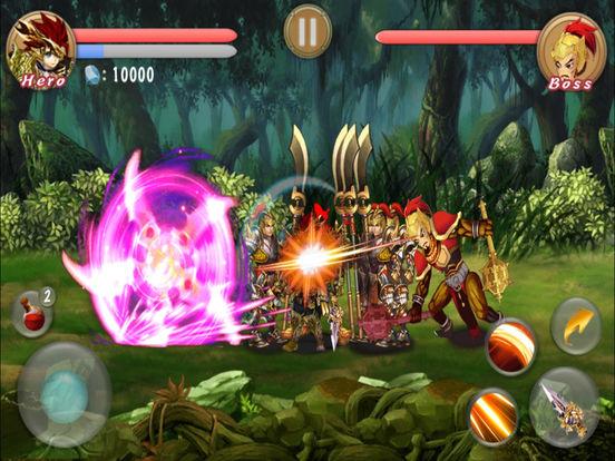 ARPG::Dragon Hunter screenshot 8