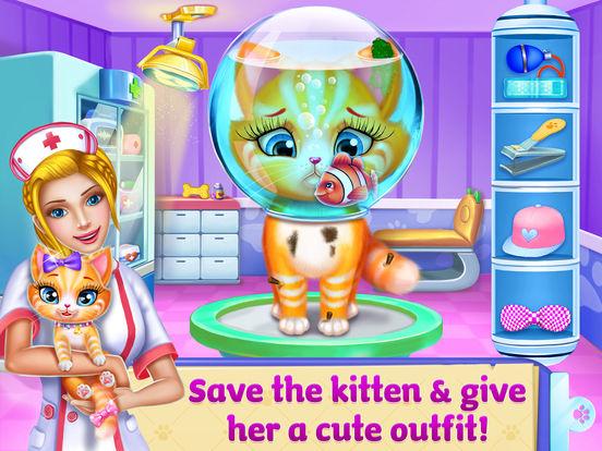 Doctor Fluff Pet Vet - Animal ER simulator screenshot 9