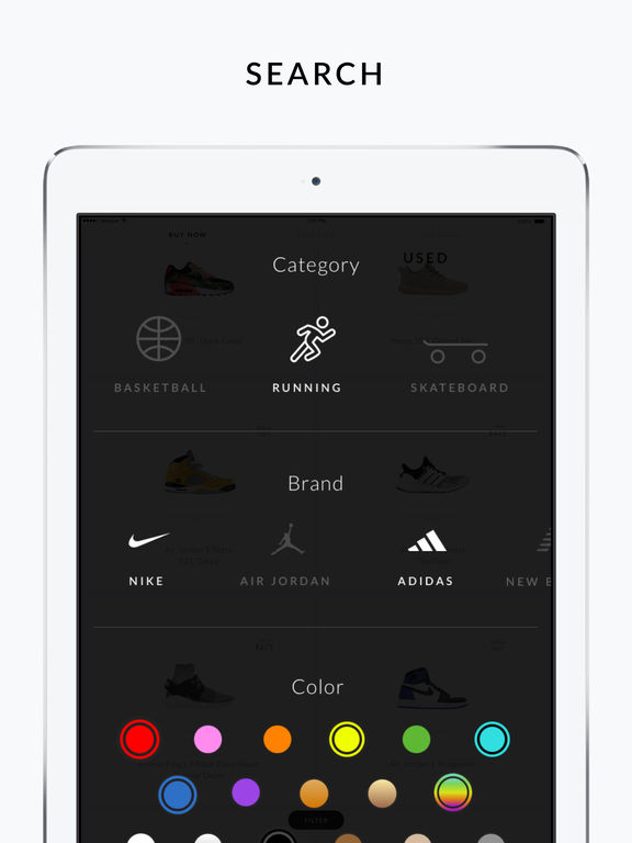how to download pics from iphone goat buy amp sell sneakers app appsmenow 2127
