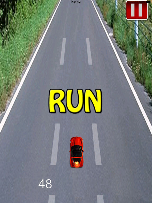 A Fast Car Racing - Furiously On The Highway screenshot 7