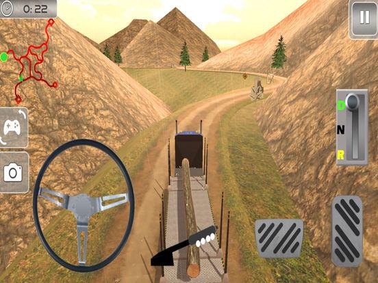 Extreme Truck Hill Drive : Real Mountain Climb-er screenshot 6