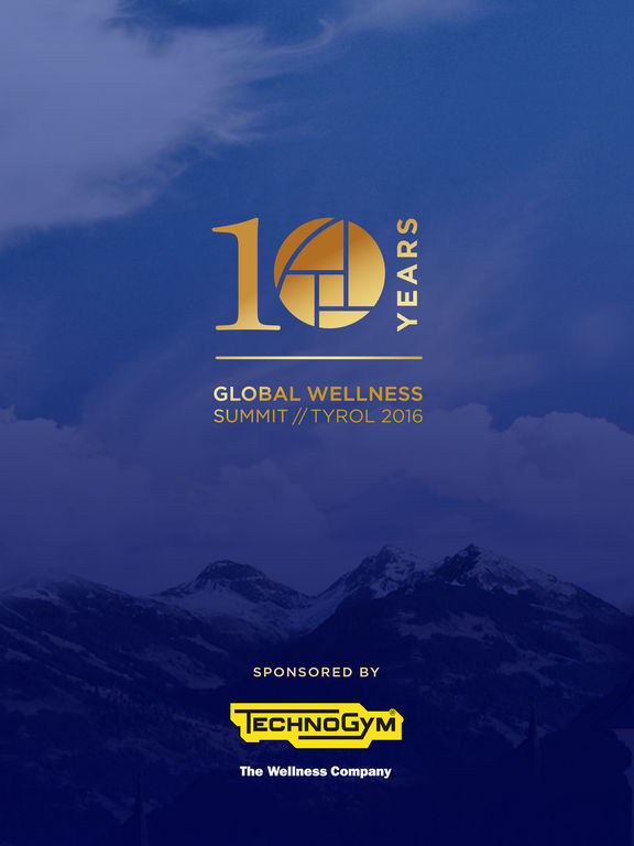 2016 Global Wellness Summit screenshot 4
