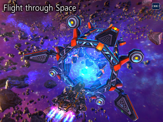 Battleship Lonewolf: Space Shooter screenshot 6