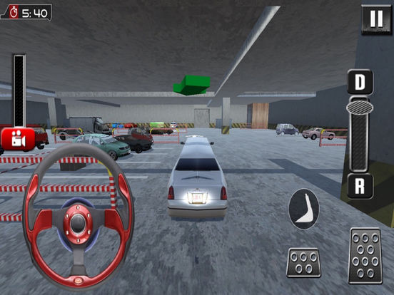 Luxury Limousine Parking screenshot 7