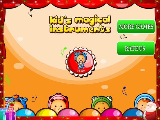 Kids Magical Instruments HD Lite screenshot 7