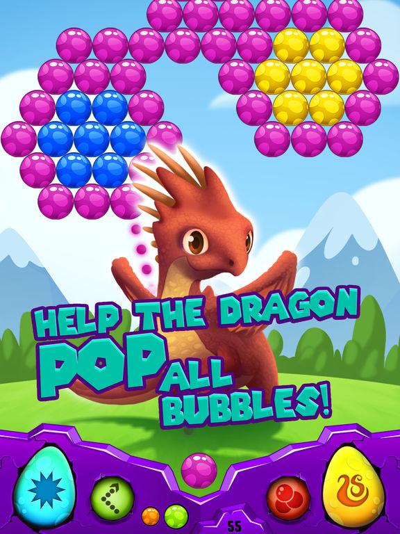 Bubble Shooter! Dragon screenshot 6