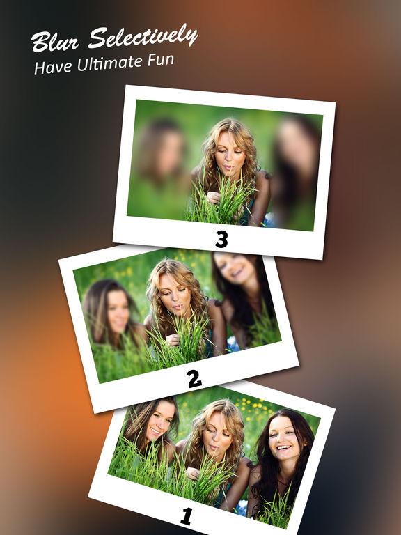 Fancy Blur Effects for Touch Blur & Border Blur screenshot 10