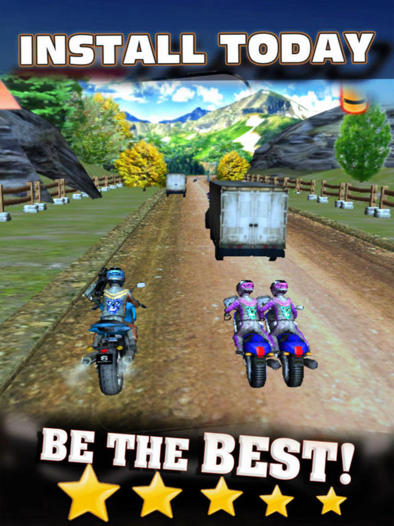 Motor City Fighter - Racing Game screenshot 5