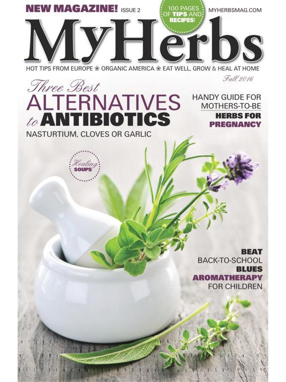 My Herbs Magazine screenshot 6