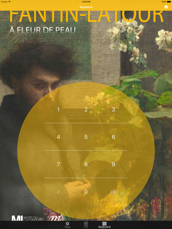 Fantin Latour : Beyond Skin-Deep screenshot 6