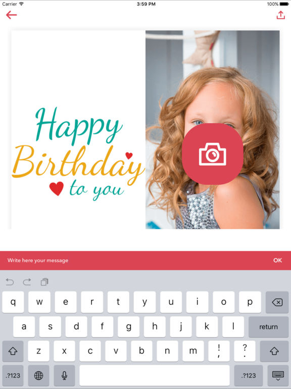 ePostcard - Compose your Postcard screenshot 10