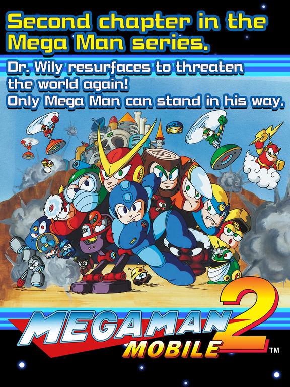 MEGA MAN 2 MOBILE screenshot 5
