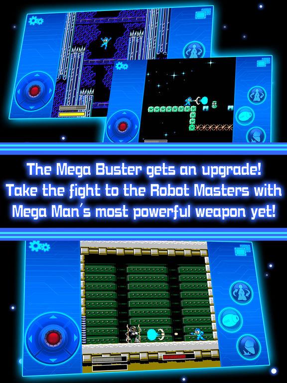 MEGA MAN 5 MOBILE screenshot 6