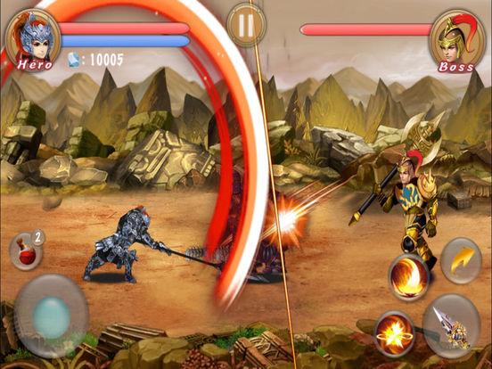 Action-Blade Of Dragon Hunter screenshot 8