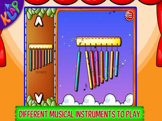 Kids Magical Instruments HD Lite screenshot 8