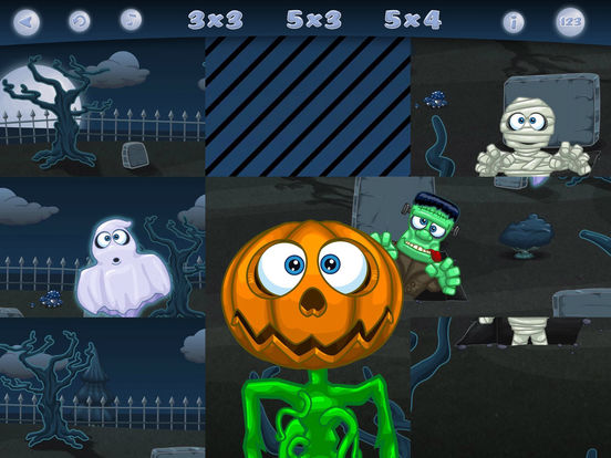 Halloween 2 - 4 Scary Games screenshot 7