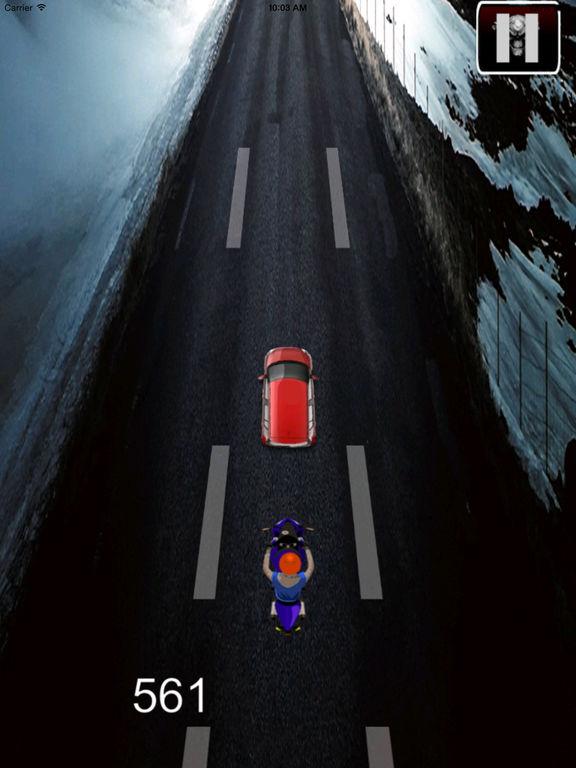 Extreme Mania Bikes In Traffic - Game Powerful Bike Race screenshot 8