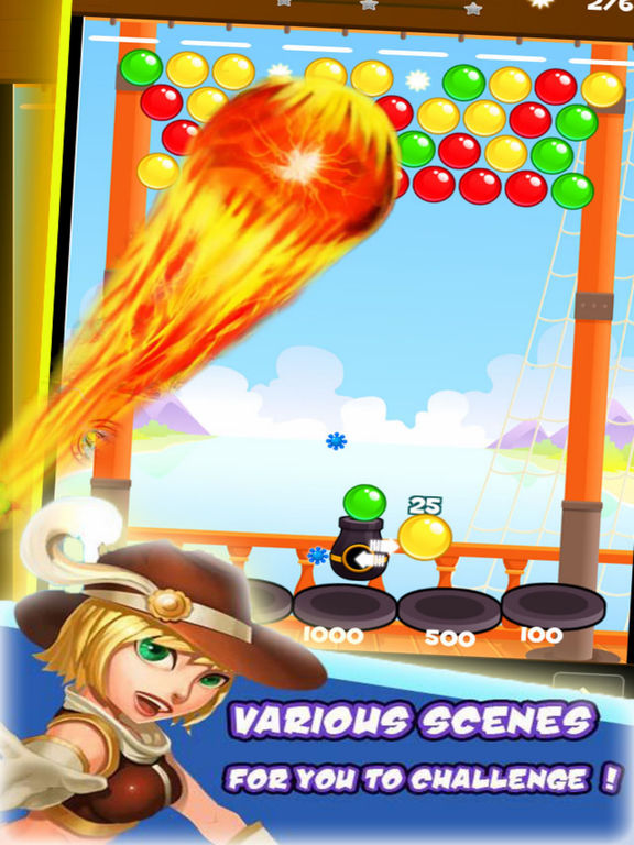 Captain Ship Bubble screenshot 4