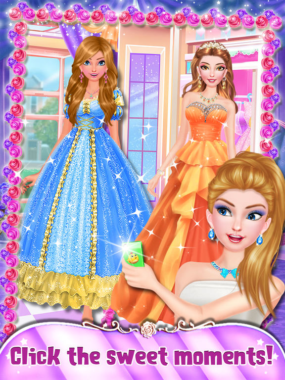 My Sweet Princess Makeover screenshot 10