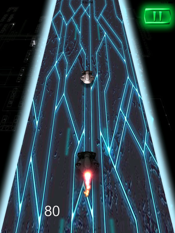 Air Car Chase Dangerous Pro - A Hypnotic Game Of Speed screenshot 7