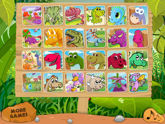 Dinopuzzle for kids and toddlers (Premium) screenshot 6