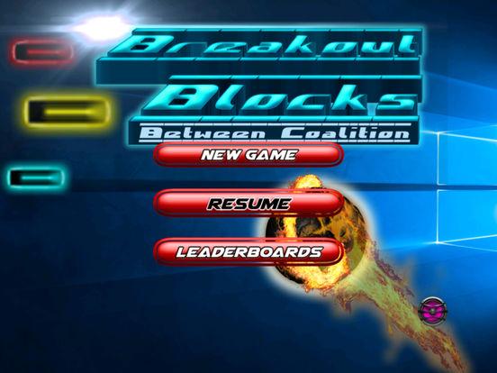 Breakout Blocks Between Coalition - The Sphere Break Simulator screenshot 6