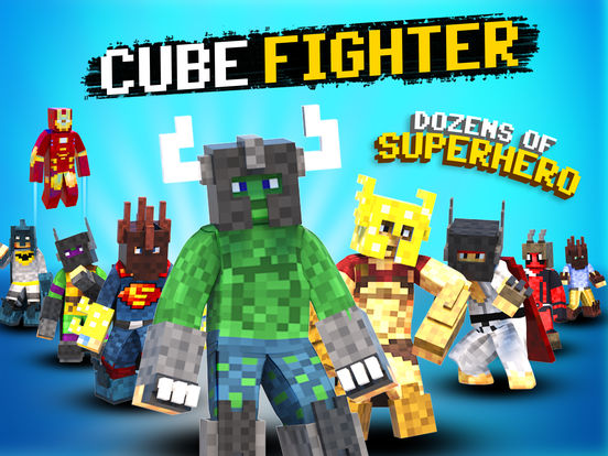 Cube Fighter 3D screenshot 6