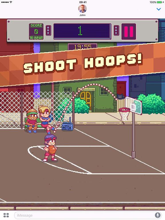 Cobi Hoops screenshot 6