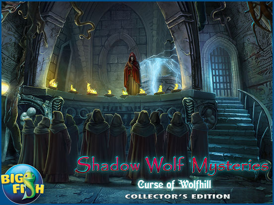 Shadow Wolf Mysteries: Curse of Wolfhill screenshot 10