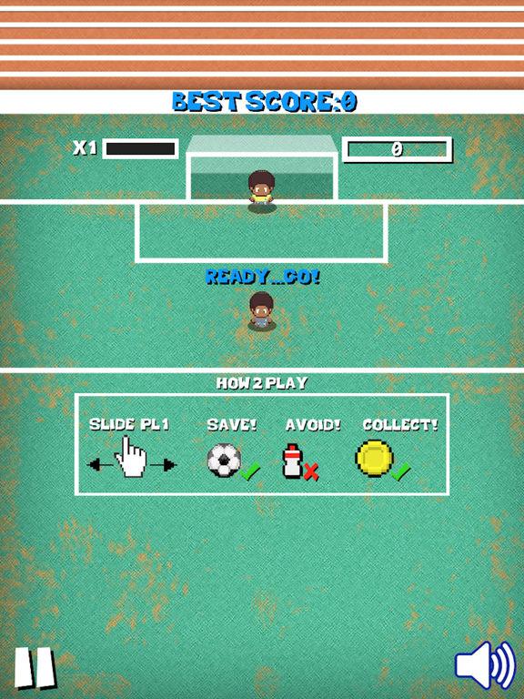 Brazil Tiny Goalkeeper screenshot 7
