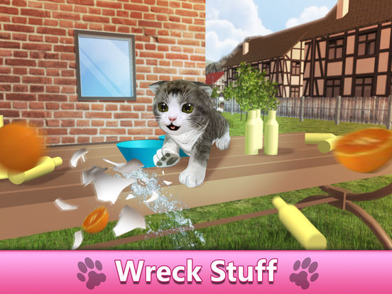 Farm Cat Simulator: Animal Quest 3D Full screenshot 8
