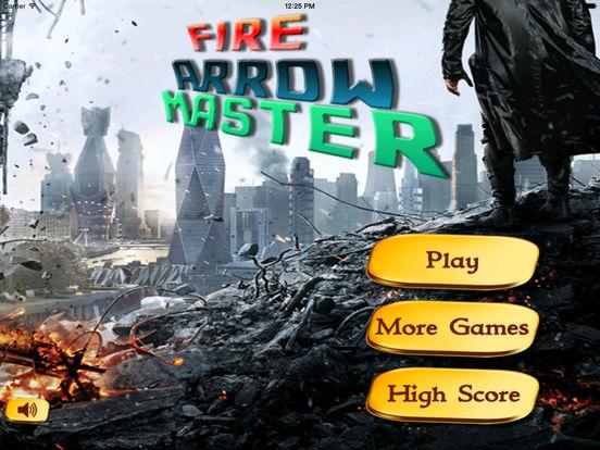 Fire Arrow Master - Archery War screenshot 6