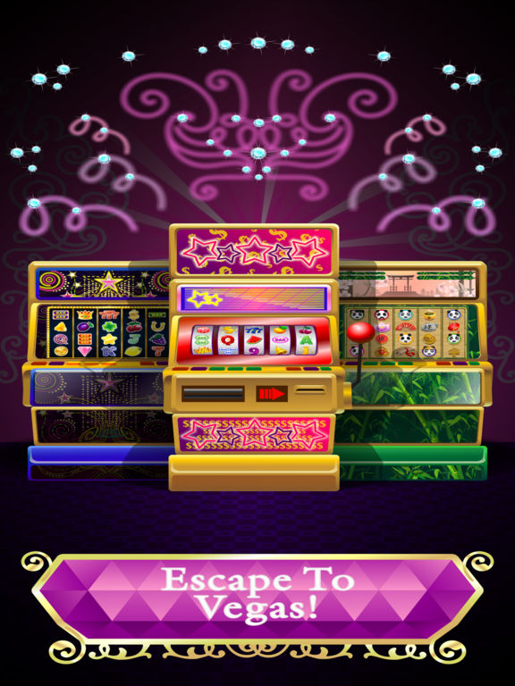 Double Deluxe Diamond Slots Pro Edition screenshot 8