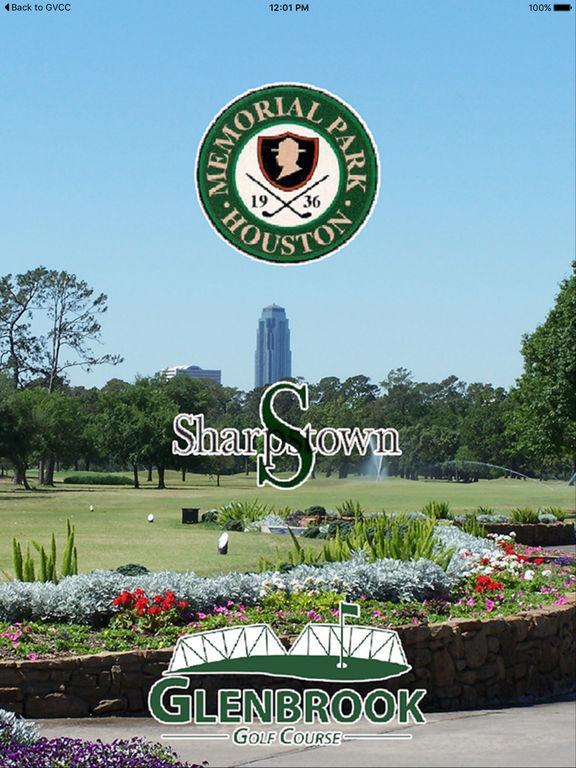 City of Houston Golf Courses screenshot 6
