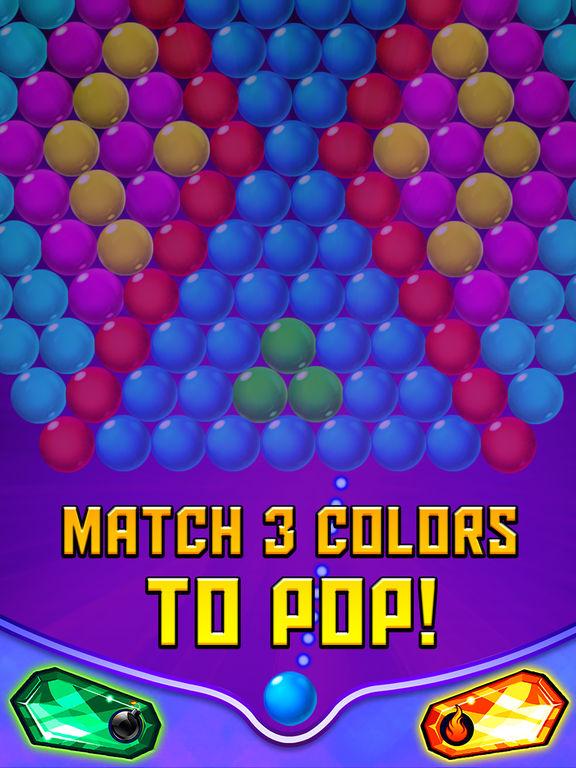 Jewels Bubble Blast screenshot 10