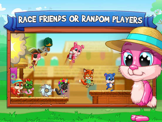 Fun Run 3 - Multiplayer Games screenshot 7