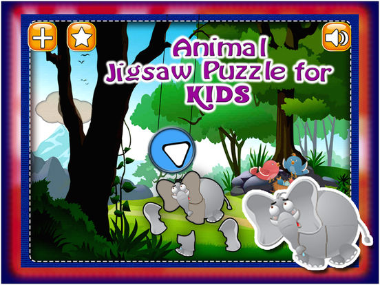 Animal Jigsaw Puzzle For Toddler screenshot 5