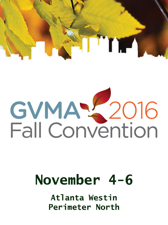 GVMA 2016 Fall Convention screenshot 4