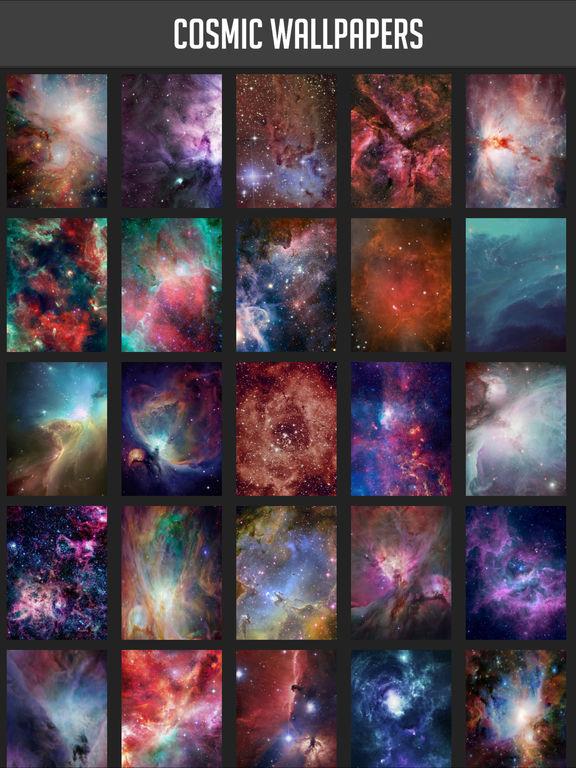 Cosmic Wallpapers screenshot 3