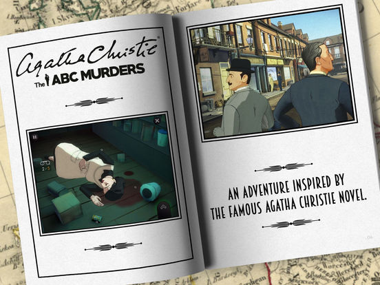 Agatha Christie - The ABC Murders (FULL) screenshot 6