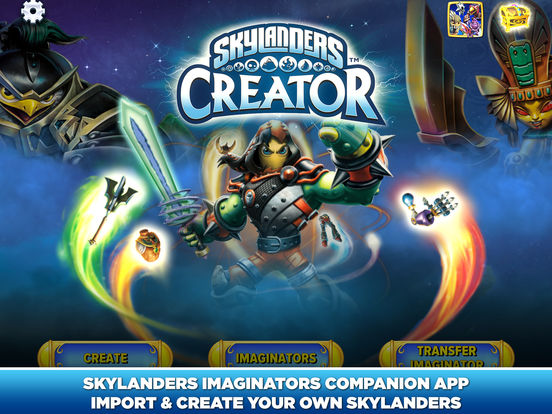 Skylanders™ Creator screenshot 6