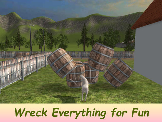 Farm Goat Simulator: Animal Quest 3D screenshot 8