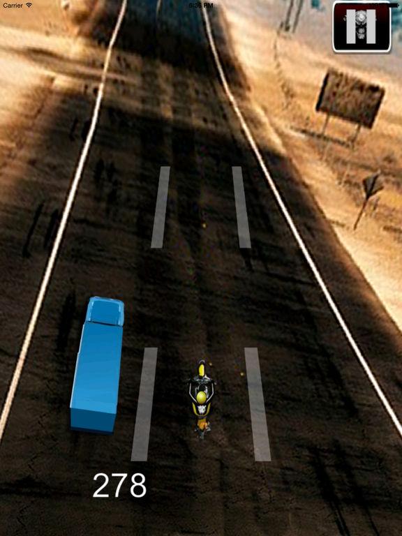 A Skill Motocross killer - Flames In Propeller Bike Game screenshot 8