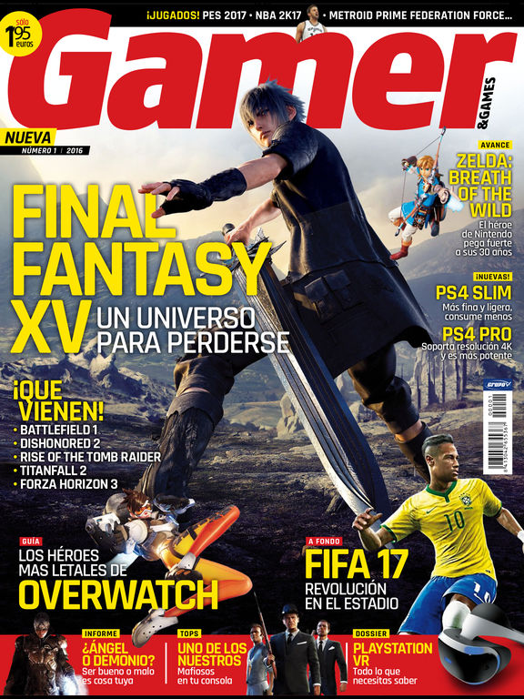 Gamer Mag screenshot 6