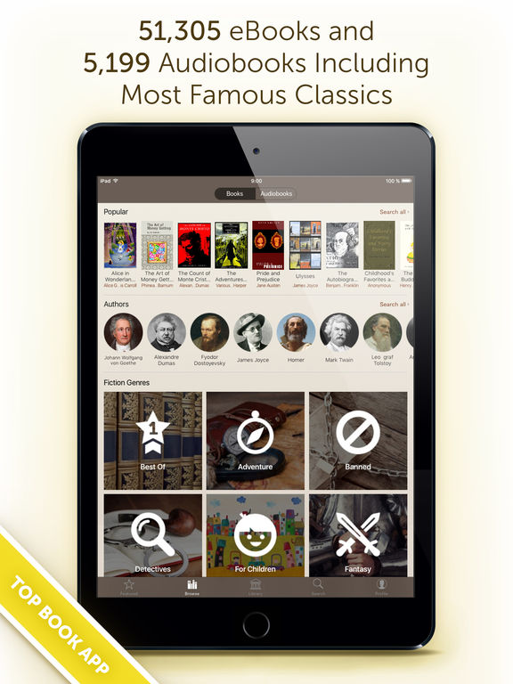 where do audiobooks go on iphone free books 23 469 classics to go the ultimate ebooks 19614